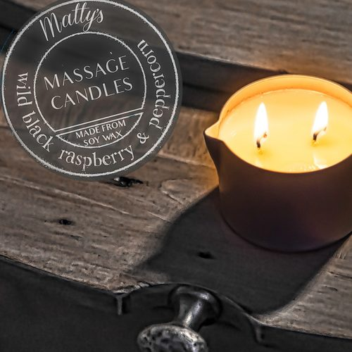 All Massage Candles